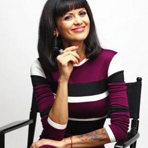 Nina Osenar, tv voditeljica