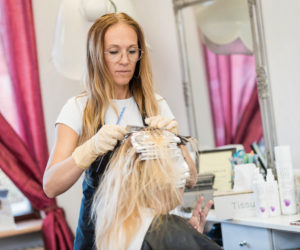 V Frizerskem salonu Domžale rešujemo tudi najbolj problematične lase!
